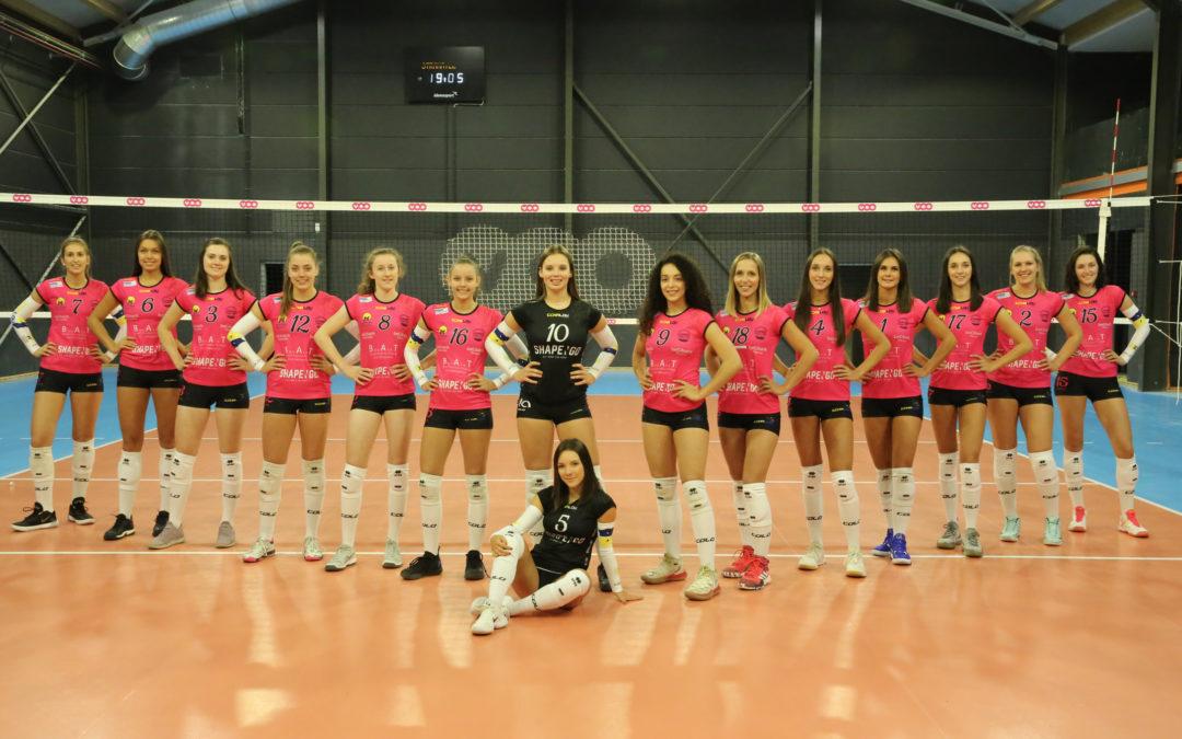 Nos Pink Ladies en mode Tchalou 2.0